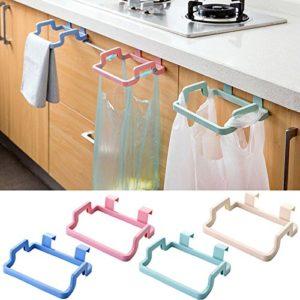 HOME CUBE Plastic Organizer  Set of 2(Multicolour, 18.5×14.0x4.5cm)