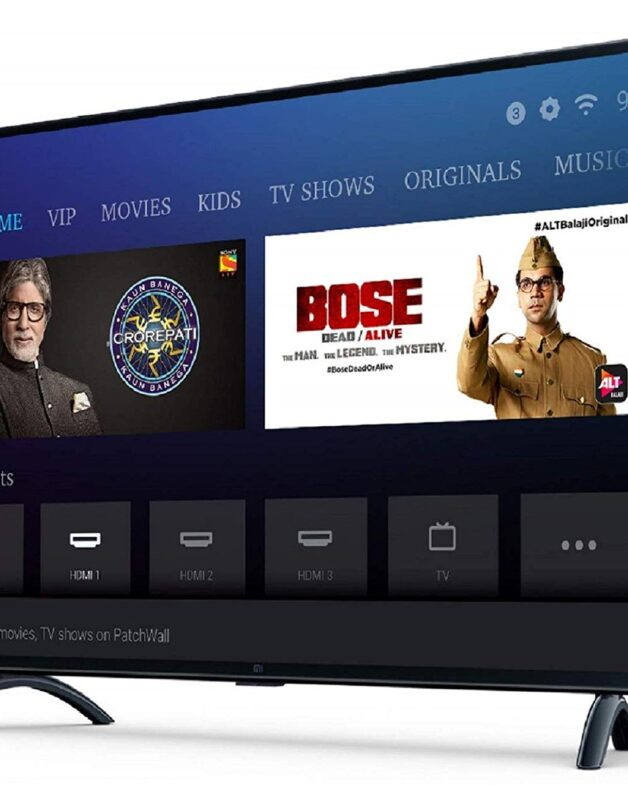 Mi 80 cm (32 inches) 4C PRO HD Ready Android LED TV (Black)