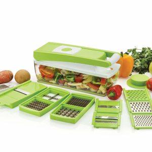 Multipurpose Vegetable and Fruit Chopper Cutter Grater Slicer