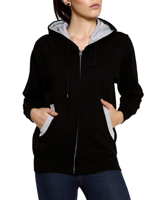 Cotton Hoodies for women