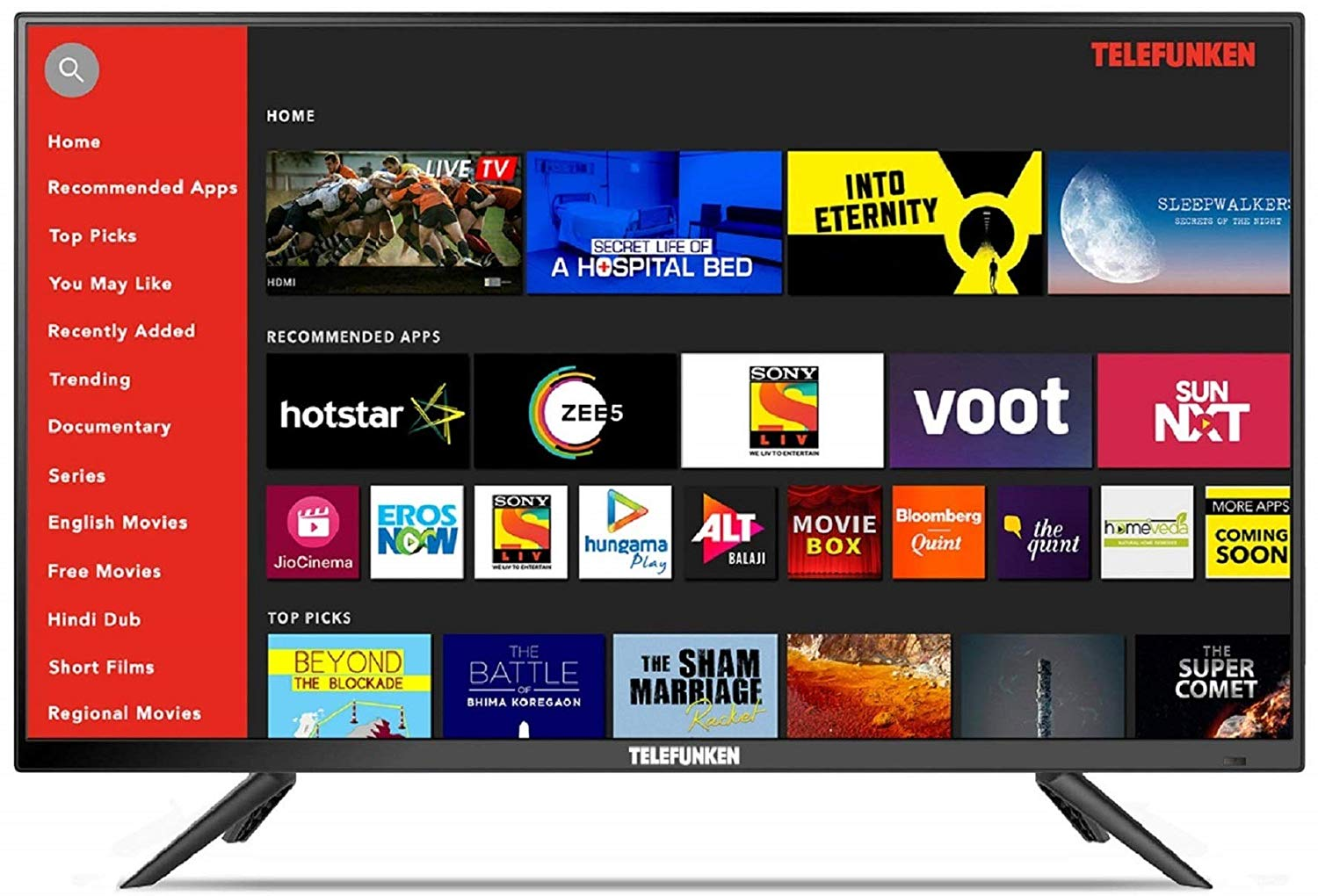 Best Telefunken LED TV series launched in India 2020