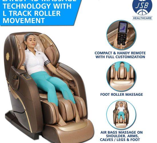 JSB MZ21 4D Massage